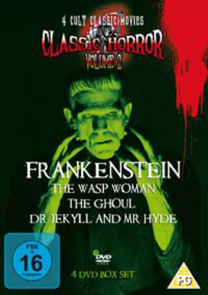Classic Horror: Volume 2 (1959) (Box Set) (Retail / Rental)