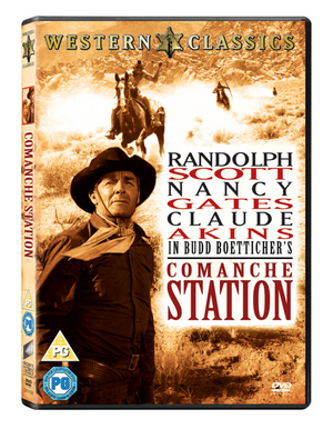 Comanche Station (1960) (Retail / Rental)