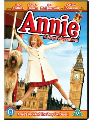 Annie - A Royal Adventure! (1995) (Retail / Rental)