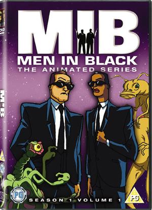 Люди в чёрном 1997 - 2001 - профессиональный