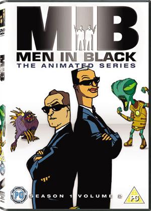Люди в чёрном / Men in Black: The Animated Series / Сезон: 1 / Серии: 8-13 из 13 (Натан Чю, Майкл Гогуэн) [1997, фантастика, комедия, DVD5 (Custom)] Dub + Original + Sub (Eng)
