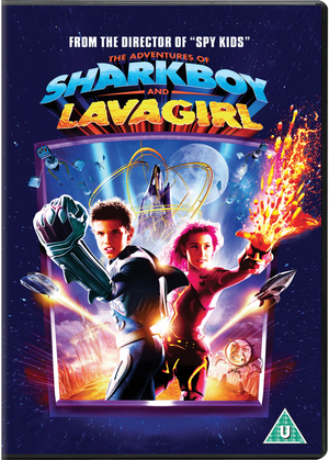 The Adventures of Sharkboy and Lavagirl (2005) (Retail / Rental)