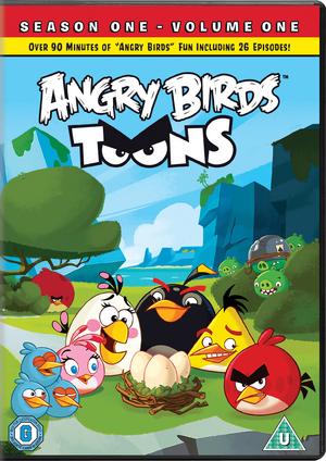 Angry Birds Toons: Season 1 - Volume 1 (2013) (Retail / Rental)