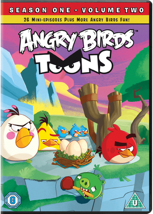 Angry Birds Toons: Season 1 - Volume 2 (2013) (Retail Only)