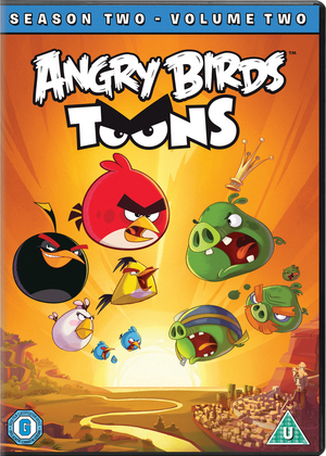 Angry Birds Toons: Season 2 - Volume 2 (2015) (Retail / Rental)