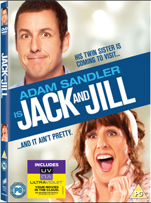 Jack and Jill (2011) (with UltraViolet Digital Copy - Double Play) (Retail Only)