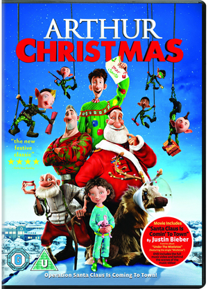 Arthur Christmas (2011) (Retail Only)