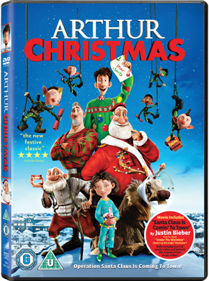 Arthur Christmas (2011) (with UltraViolet Copy) (Deleted)