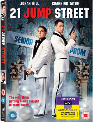 21 Jump Street (2012) (with UltraViolet Digital Copy - Double Play) (Retail Only)
