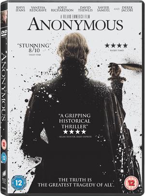 Anonymous (2011) (Retail Only)