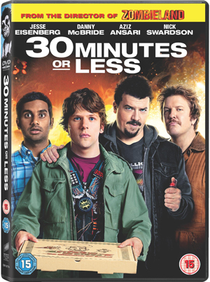 30 Minutes Or Less (2011) (Retail Only)