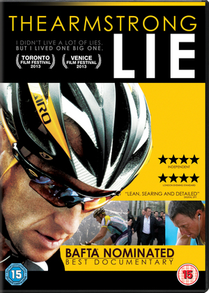 The Armstrong Lie (2013) (with UltraViolet Copy) (Retail Only)