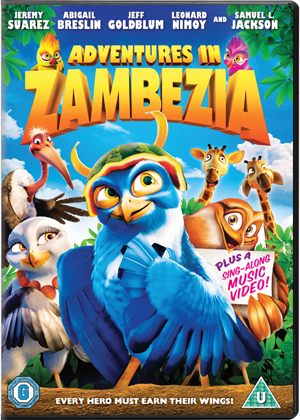 Adventures in Zambezia (2012) (Retail / Rental)