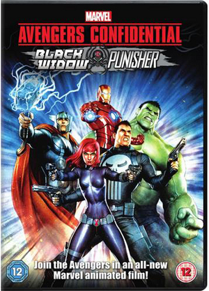 Avengers Confidential - Black Widow and Punisher (2014) (Retail / Rental)