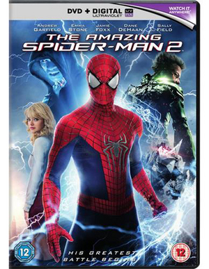 The Amazing Spider-Man 2 (2014) (Retail Only)