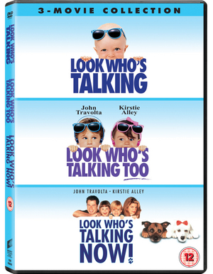 Look Who's Talking/Look Who's Talking Too/Look Who's Talking Now! (1993) (Box Set) (Retail Only)
