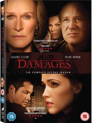 Damages: Season 2 (2009) (Retail / Rental)