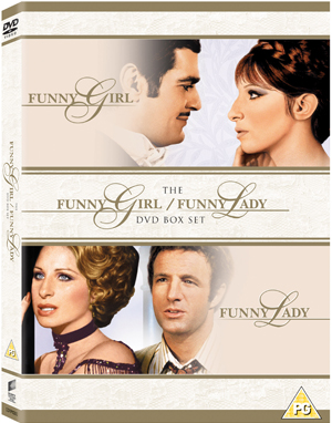 Funny Girl/Funny Lady (1974) (Retail / Rental)