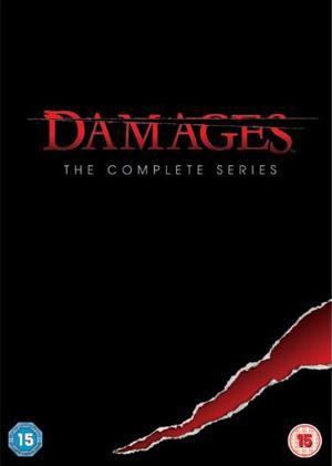 Damages: Seasons 1-5 (2012) (Retail / Rental)