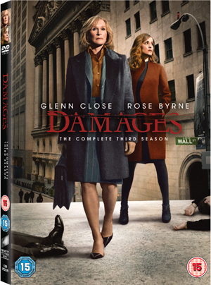 Damages: Season 3 (2010) (Retail / Rental)