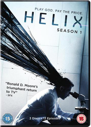 Helix: Season One (2014) (with UltraViolet Copy) (Retail Only)
