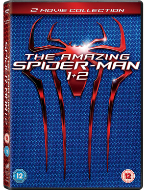 The Amazing Spider-Man/The Amazing Spider-Man 2 (2014) (Retail Only)