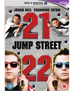 21 Jump Street/22 Jump Street (with UltraViolet Copy) (Retail Only)