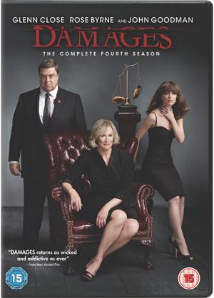 Damages: Season 4 (2011) (Retail / Rental)