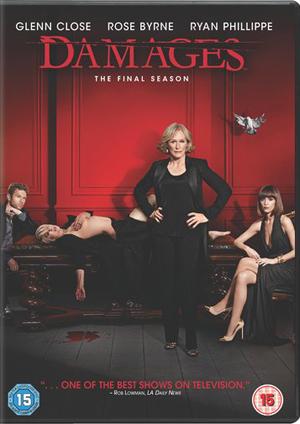 Damages: Season 5 (2012) (Retail / Rental)