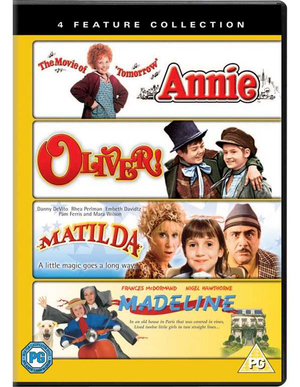 Annie/Oliver/Matilda/Madeline (1998) (Box Set) (Retail Only)