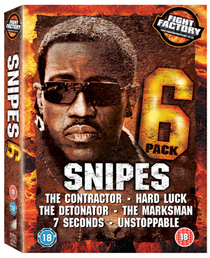 Snipes Collection (2007) (Box Set) (Deleted)