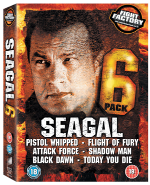 Seagal Collection (2008) (Box Set) (Retail Only)