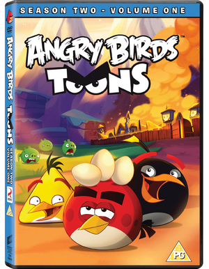Angry Birds Toons: Season 2 - Volume 1 (2015) (Retail / Rental)