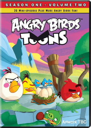 Angry Birds Toons: Season 1 - Volume 2 (2013) (Rental)
