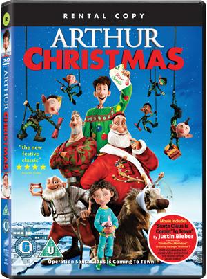 Arthur Christmas (2011) (Rental)