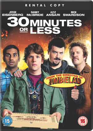 30 Minutes Or Less (2011) (Rental)