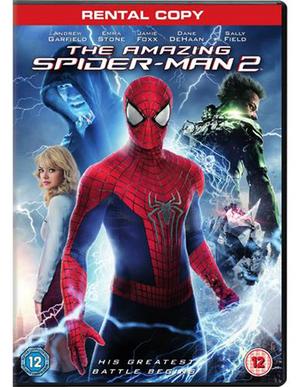 The Amazing Spider-Man 2 (2014) (Rental)