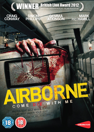 Airborne (2012) (Retail / Rental)