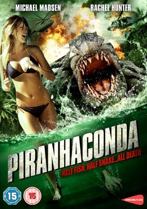 Assistir Piranhaconda Legendado 2013
