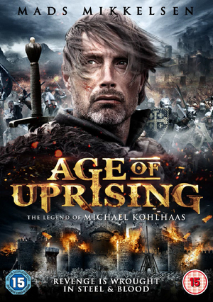 Age of Uprising - The Legend of Michael Kohlhaas (2013) (Retail / Rental)