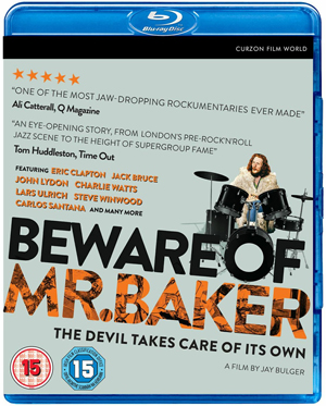 Beware of Mr. Baker (2012) (Blu-ray) (Retail / Rental)