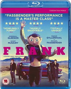 Frank (2014) (Blu-ray) (Retail / Rental)