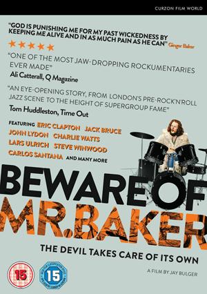 Beware of Mr. Baker (2012) (Retail / Rental)