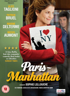 Paris-Manhattan (2012) (Retail / Rental)