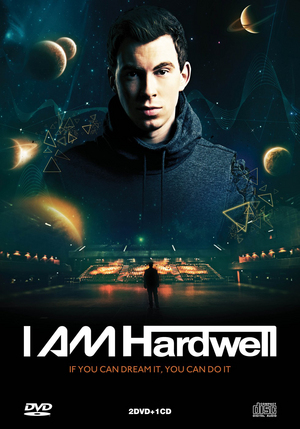 Hardwell: I Am Hardwell (with CD) (Pulled)