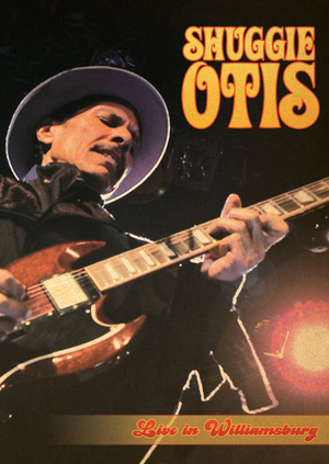 Shuggie Otis: Live in Williamsburg (2013) (Retail / Rental)