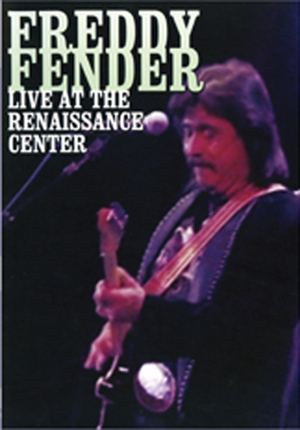 Freddy Fender: Live at the Renaissance Centre (2003) (Pulled)
