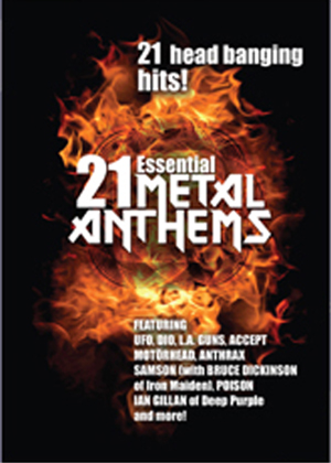 21 Essential Metal Anthems (2012) (Deleted)
