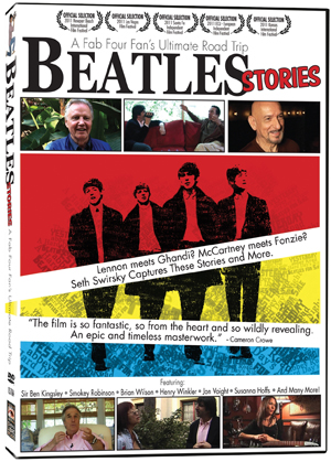 Beatles Stories: A Fab Four Fan's Ultimate Road Trip (2011) (Retail Only)