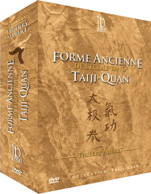 The Ancient Form of Yang Style: Taiji Quan (Box Set) (Retail / Rental)